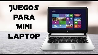descargar juegos para mini laptop gratis