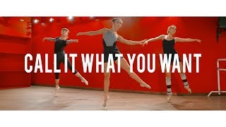 Taylor Swift   Call It What You Want | Choreography With Laura Quinn