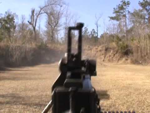 Browning 1919A4 30 cal. machine gun