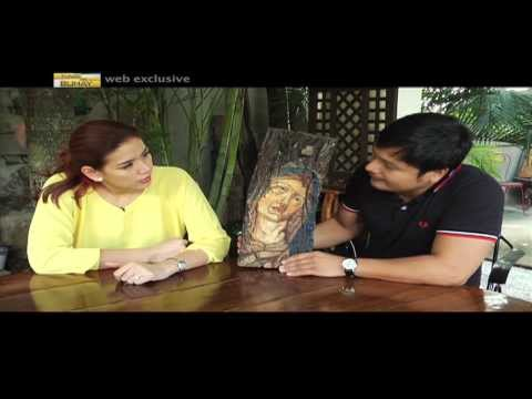 Leandro Baldemor's Prized Possession featured in Tunay na Buhay with Rhea Santos