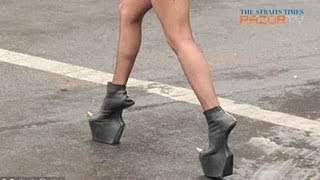 Is heel-less the new sexy? (Heel-less shoes Pt 2)