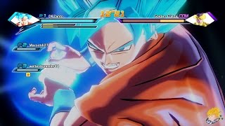 getlinkyoutube.com-Dragon Ball Xenoverse (PS4):  Parallel Quest  - First Training [DLC]【60FPS 1080P】