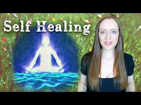 Step by Step SELF HEALING Method. Healing Through Powerful Visualization.