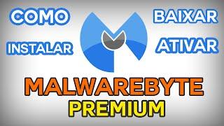 getlinkyoutube.com-Como Baixar Instalar e Ativar o MALWARE BYTES Premium 2016