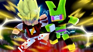Minecraft: CELL PODER MAXIMO - DRAGON BLOCK C Ep.34 ‹ AMENIC ›