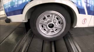 Trabant 800 RS V2T Racing prepare
