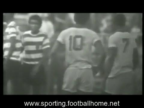 Sporting - 3 V. Setúbal - 2 de 1972/1973 Final Taça Portugal