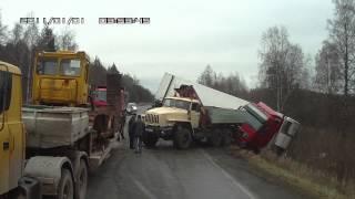 getlinkyoutube.com-КрАЗ,Урал и Вольво