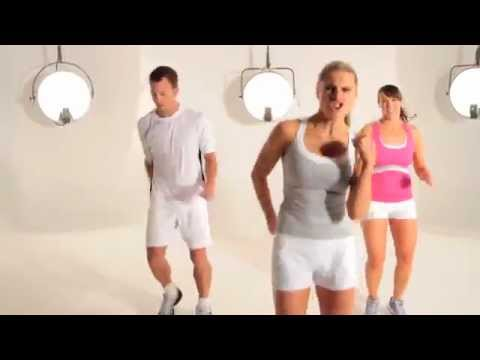 Aerobic Dance Workout with Deanne Berry (Full - 29 minutes)