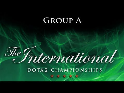 Rattlesnake vs First Departure - Game 2 (TI3 East Qualifier - Group A) [EPIC WISP]
