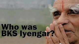 Who was BKS Iyengar