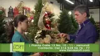 getlinkyoutube.com-¿Cómo decorar un Árbol de Navidad?- Tu Hogar Ideal