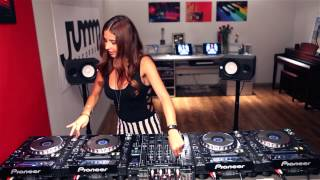 getlinkyoutube.com-Juicy M mixing on 4 CDJs vol. 6