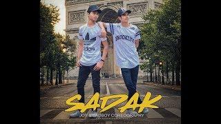 #SADAK-Dance||JOY & BADBOY||choreography||Emiway Bantai X Raftaar||THE MAGNETS CREW||INDIA