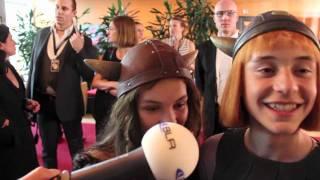 """getlinkyoutube.com-Premiere """"Wickie auf großer Fahrt"""" in München, mathäser Kino am 25.09.2011"""