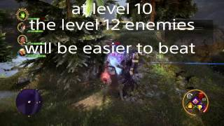 getlinkyoutube.com-Dragon Age Inquisition low lvl grind