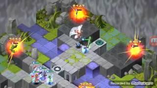 getlinkyoutube.com-Fantasy War Tactics - Chenny island 3 SS (f2p)