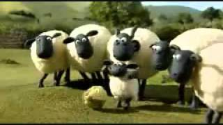 getlinkyoutube.com-shaun the sheep - off the baa خروف شون ذا شيب رائع