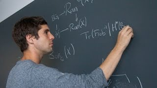 getlinkyoutube.com-Mathematician Jacob Lurie, 2014 MacArthur Fellow