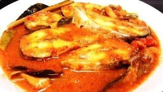Cara Membuat Ikan Asam Padeh (Ikan Asam Pedas)