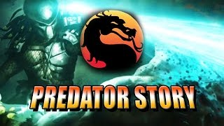 getlinkyoutube.com-PREDATOR STORY: Mortal Kombat X Klassic Tower