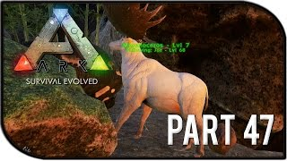 "getlinkyoutube.com-ARK: Survival Evolved Gameplay Part 47 - ""MEGALOCEROS TAMING!"" (Season 2)"