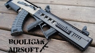 Spike X1S Bullpup AK Chassis by Center Balanced Systems (Real Steel WASR-10)