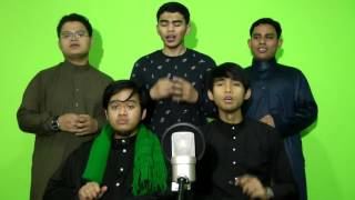 Nur Syahadah -FarEast- A capella Cover By IDentity