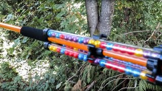 getlinkyoutube.com-Splatmatic Project Z Paintball Blowgun Review