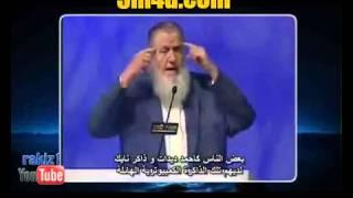 getlinkyoutube.com-مسيحي ينهار من البكاء بعد إجابة يوسف إستس على سؤاله