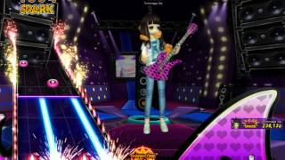 getlinkyoutube.com-The Custom Concert - 원더걸스 (Wonder Girls) - G.N.O (Lv.3 Hard) with and without FO