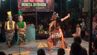 GONDOSULI TARI TOPENG SURYA BUDAYA, KEMIRI, WRINGINANOM, KERTEK, WONOSOBO