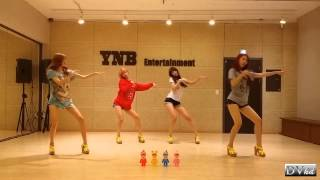 getlinkyoutube.com-BESTie - Love Options (dance practice) DVhd