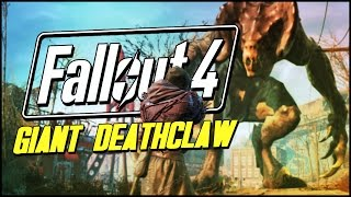 getlinkyoutube.com-Fallout 4 Funny Moments | THE CRYOLATOR & GIANT DEATHCLAW!