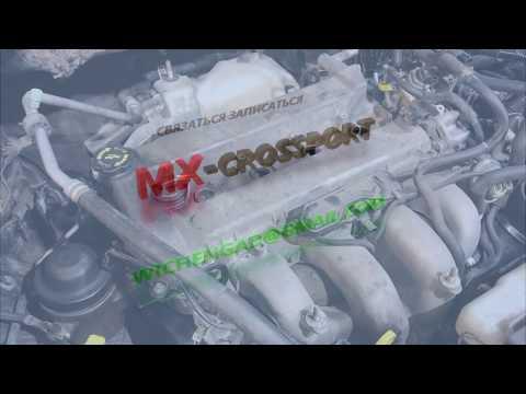 Где в Mazda MX-3 находится термостат