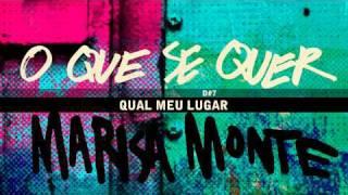 """getlinkyoutube.com-""""O QUE SE QUER"""" - Marisa Monte - OQVQSDV"""