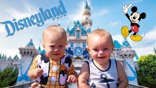 getlinkyoutube.com-BABIES AT DISNEYLAND!