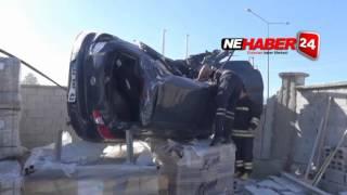 Takla Atan Otomobilde Murat Yıldız Hayatını Kaybetti