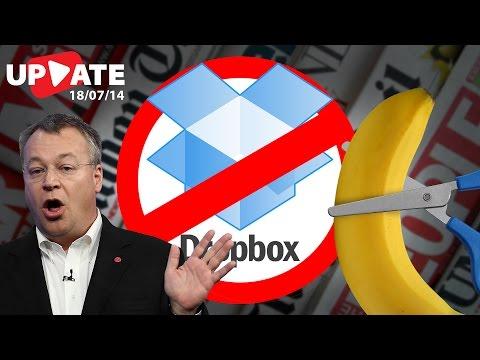 UPDATE - Microsoft, Dropbox e Pênis