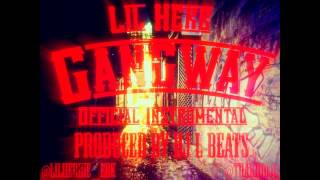 getlinkyoutube.com-Lil Herb - Gangway Official Instrumental (Prod. By DJ L Beats)