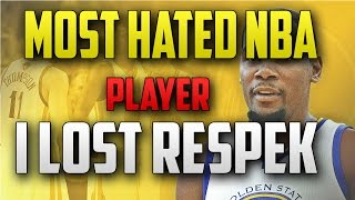 getlinkyoutube.com-KEVIN DURANT IS HATED NOW ? SIGNED TO GOLDEN STATE WARRIORS! I LOST RESPECT FOR THIS MAN!