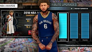 getlinkyoutube.com-ATTRIBUTE UPDATE #6 | END OF SEASON AWARDS,  LEAGUE LEADERS, AND MORE! - NBA 2K16 MyCAREER S3