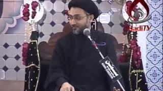 getlinkyoutube.com-3rd Muharram Majlis 1436 - 2014 - Moulana Shahehshah Hussain Naqvi - Urdu