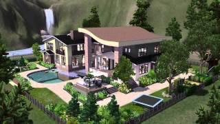 getlinkyoutube.com-The Sims 3 Piękny, letni dom.