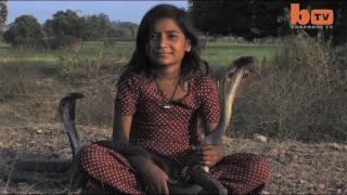 getlinkyoutube.com-The Incredible Indian Snake Girl