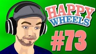 getlinkyoutube.com-TUMBLING BUMBLING STEVE | Happy Wheels - Part 73