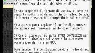 scaricare video da youtube senza installare programmi