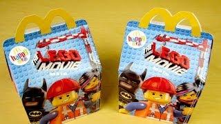 getlinkyoutube.com-Lego Happy Meal 2014