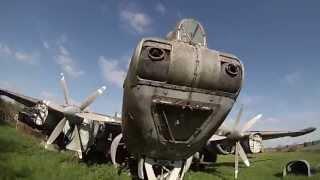 getlinkyoutube.com-Abandoned Aircraft Graveyard in the UK