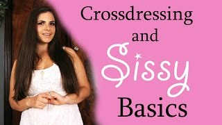 getlinkyoutube.com-Crossdressing and Sissy Basics